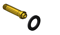 CGA-415-Regulator-Nipple-Threaded---Nipple-Countersunk-Nipples-for-Canadian-Acetylene