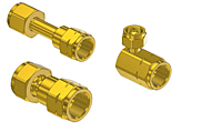 Cylinder-to-Regulator-Adaptors