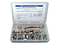 Medical Hose Repair Kit - open