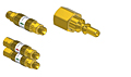 Quick-Connectors-w-Durable-Brass-Coupling-Pin